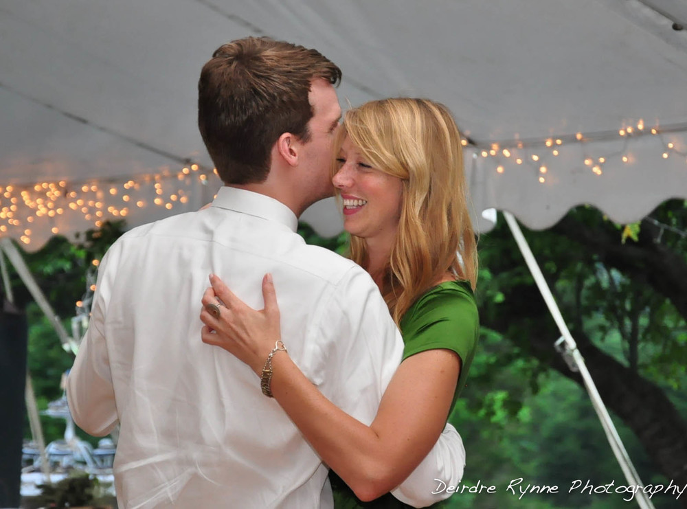 Tyler & Sarah-Farmington, Maine June 2012