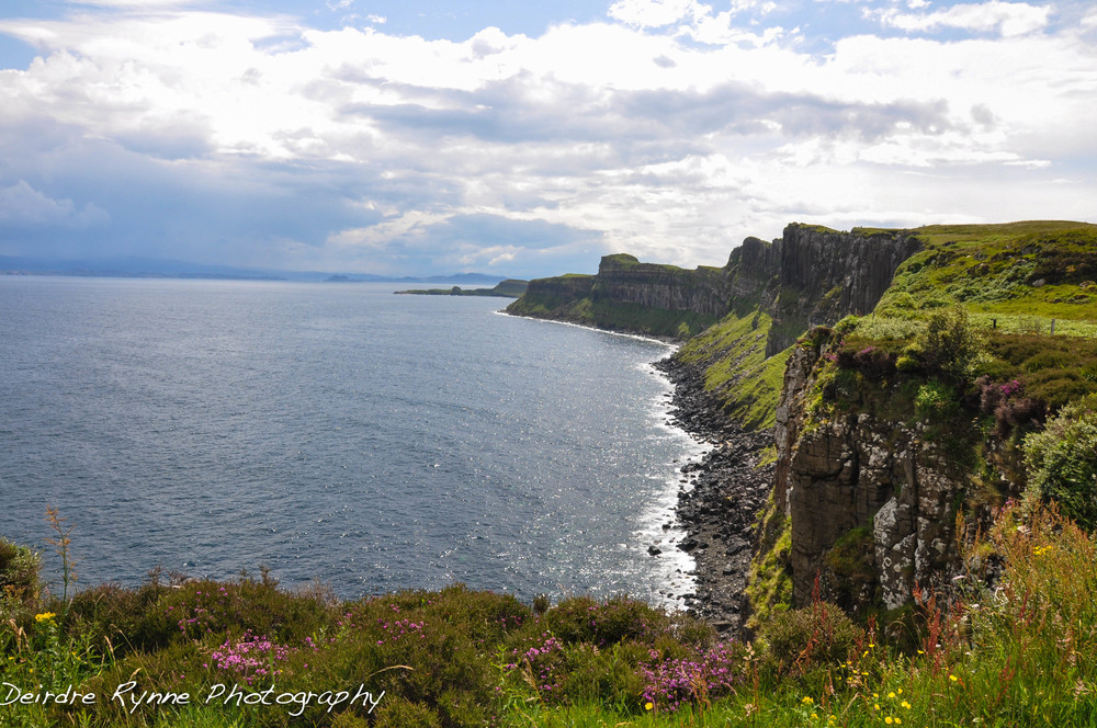 Cliffs of Skye