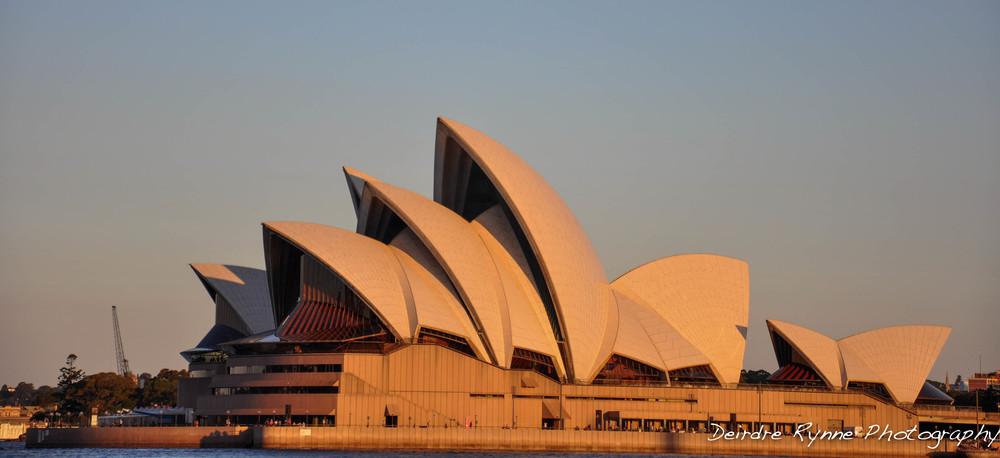 Sydney Opera House, Australia. March 2010.