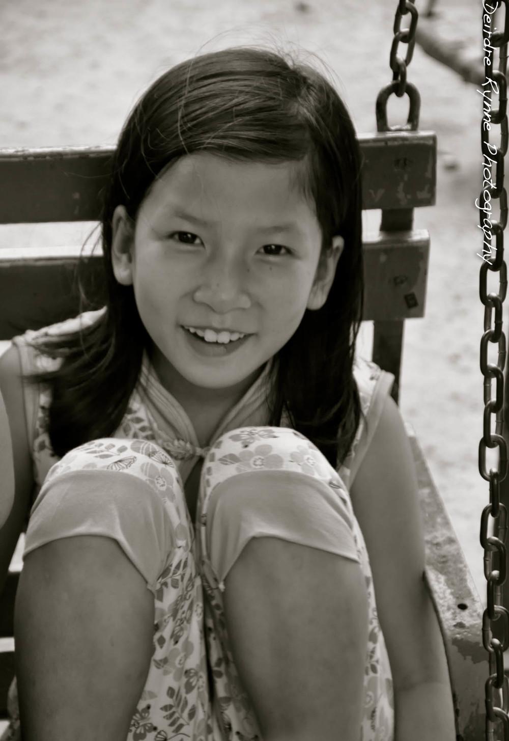 Hội An Smiles, Vietnam. August 2012