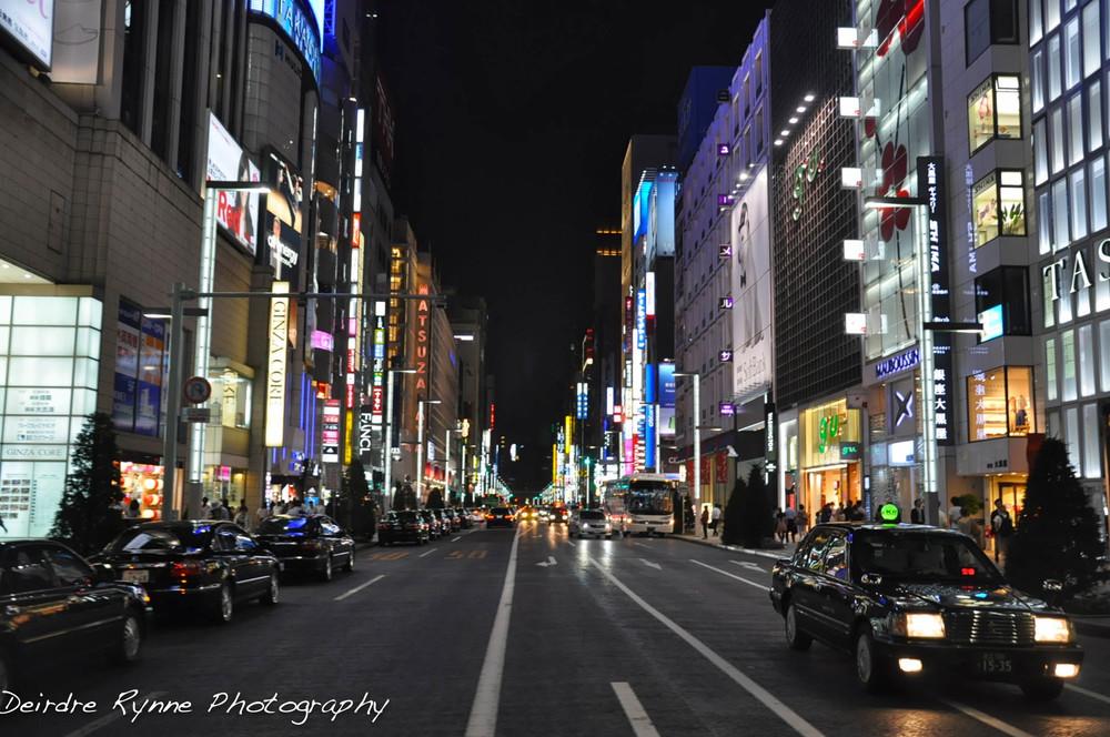 Tokyo, Japan. July 2012