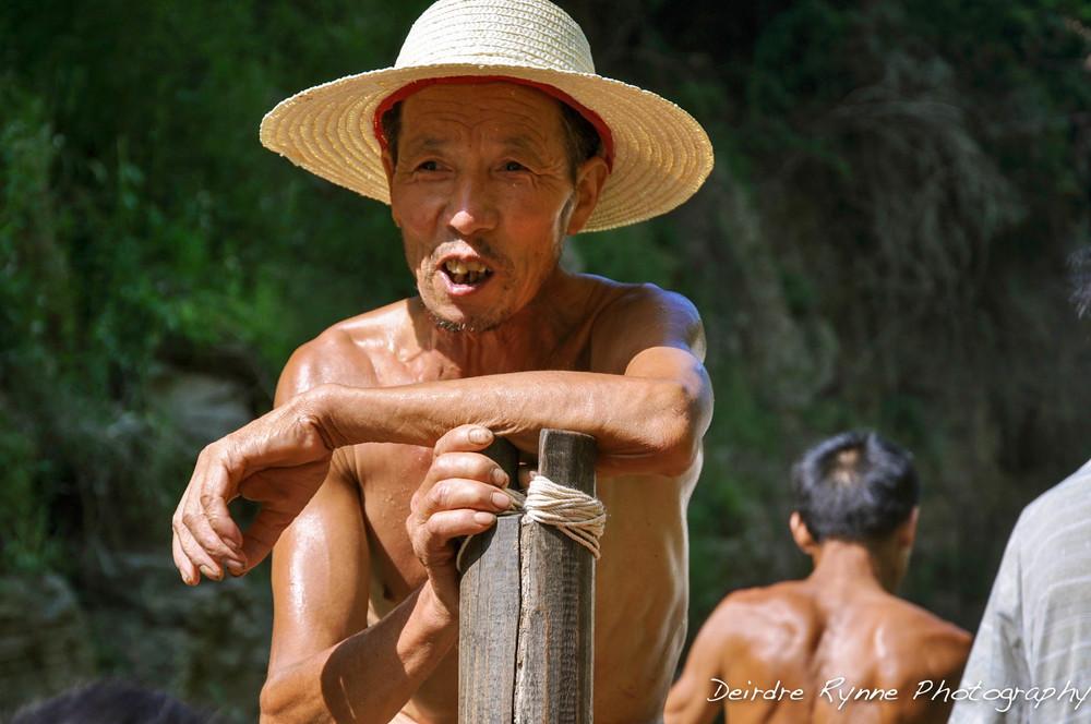 Shennong Stream. China. July 2012