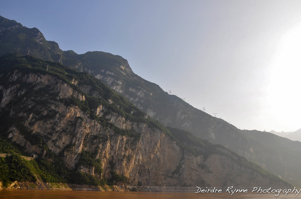 Yangtze River, China. July 2012.