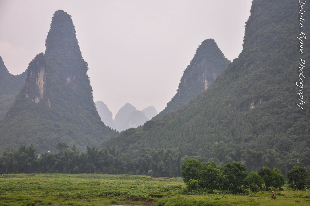 Li River, China. August 2012.