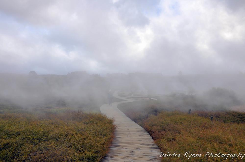 Taupō's Geothermal Site