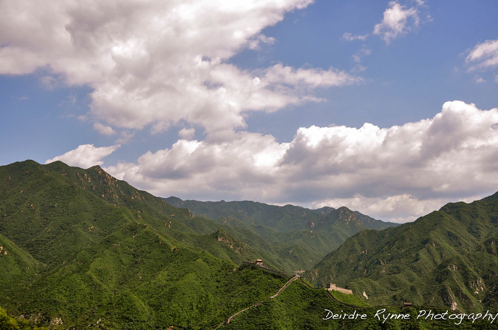 Great Wall of China Ridgeline