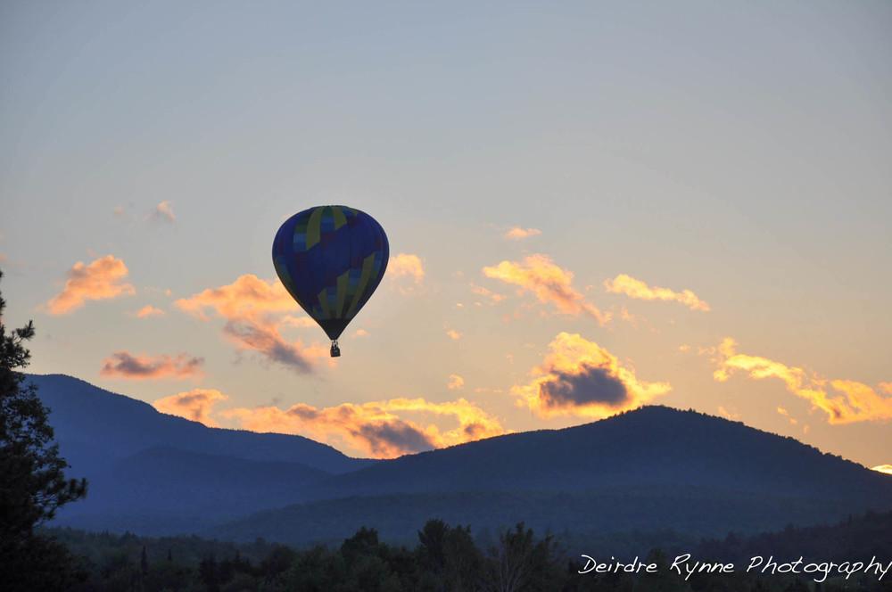 Stowe Balloon Festival