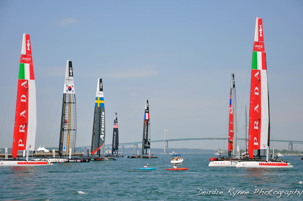 Newport AC World Series