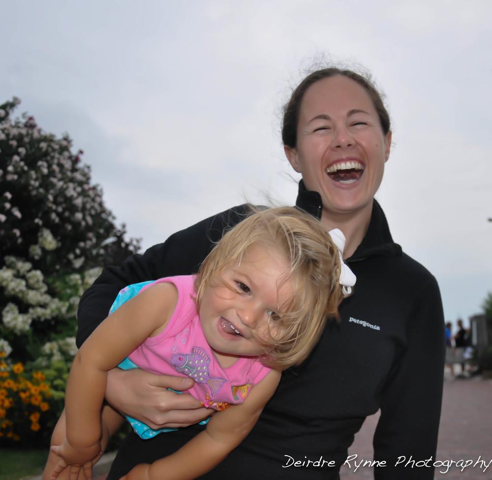 Sarah & Clare. Pocasset, Massachusetts. August 2011.