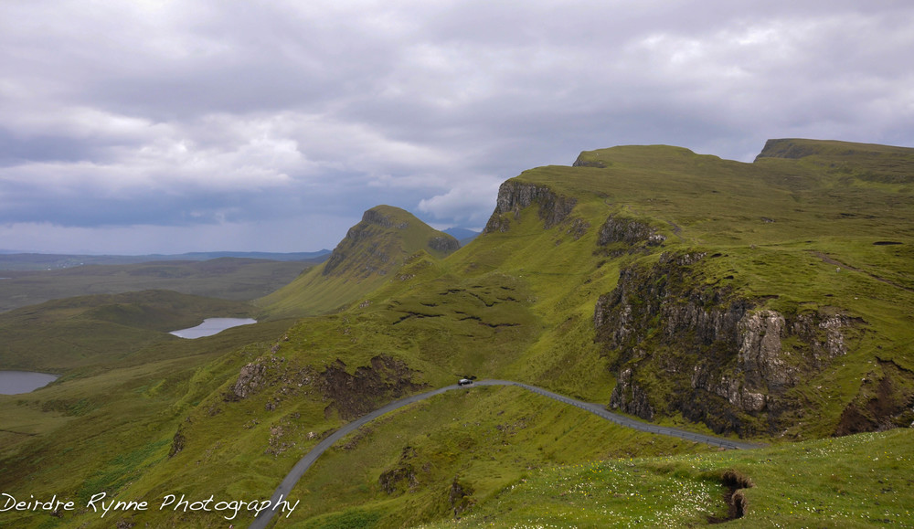 Isle of Skye, Scotland. July 2011.