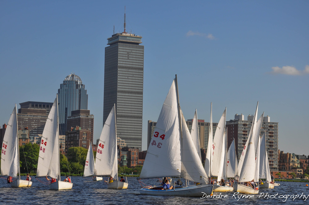 MBL Champs, Charles River, Massachusetts. May 2012.