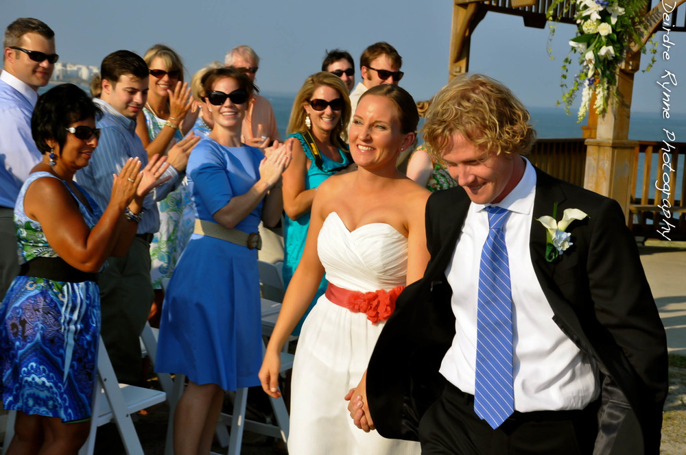Nicole & Patrick. Spectacle Island, Massachusetts. July 2012.