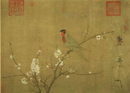 Bird Blossom. Song Dynasty.
