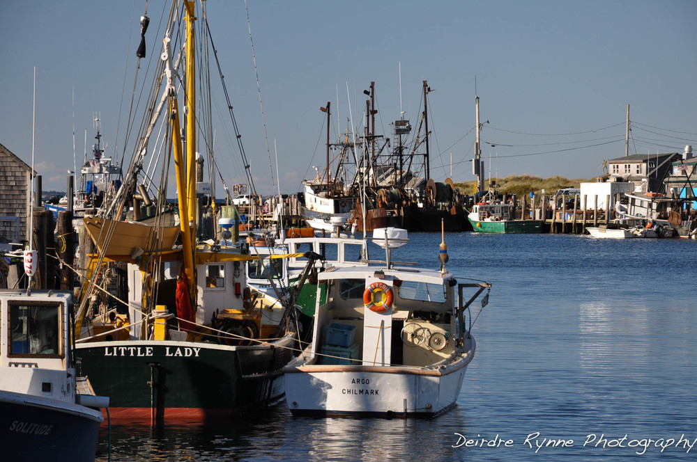 Menemsha, Massachusetts. October 2013.