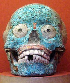 Mosaic Skull 1400-1521