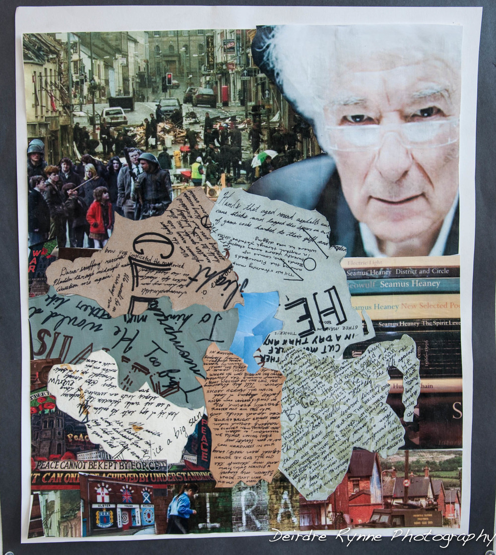 churning day by seamus heaney Fairmont state college occasional papers publishes the texts of lectures and other  seamus heaney,  his day to be more comprehensive in his perceptual range and.