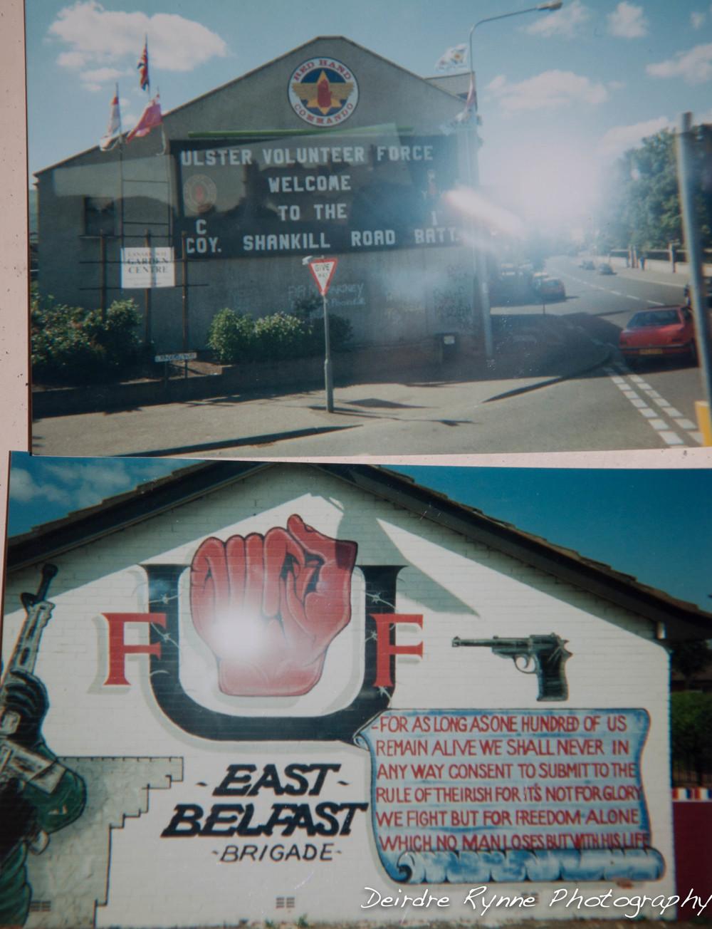 Shankhill Road. 2000