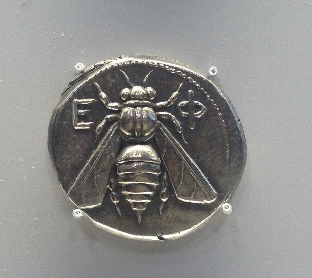 Tetradrachm of Bee