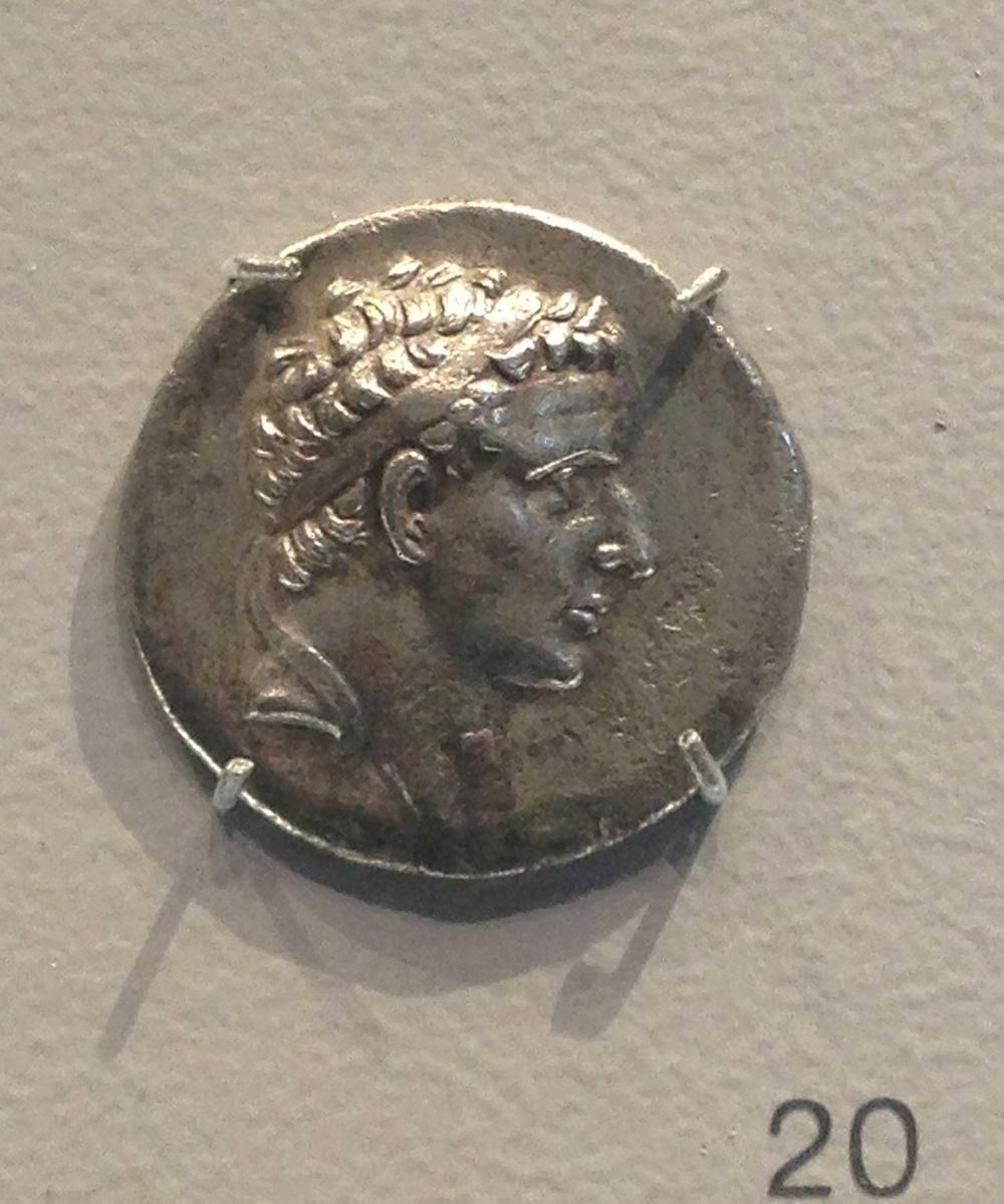 Medallion bust of Philip I