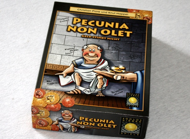 Pecunia non olet  Card Game! Has anyone ever played this game?