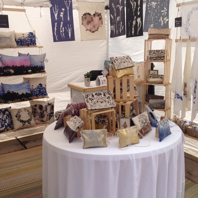 #bootdisplay at #syracuseartfestival #planetariumdesign #textiledesign we had such a lovely weekend at Syracuse thank you all!!!!