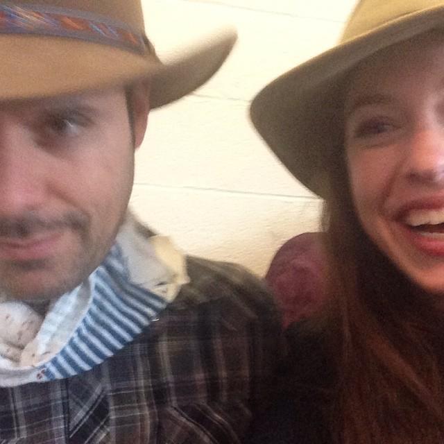 """""""Cowboys"""" ;) happy Purim y'all xXx"""