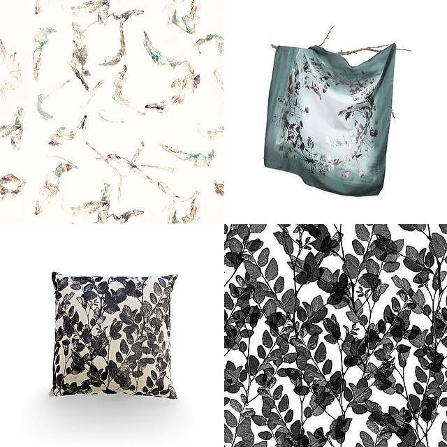 Just added a #LookBook to the website #textiledesign #planetariumdesign www.planetariumdesign.com