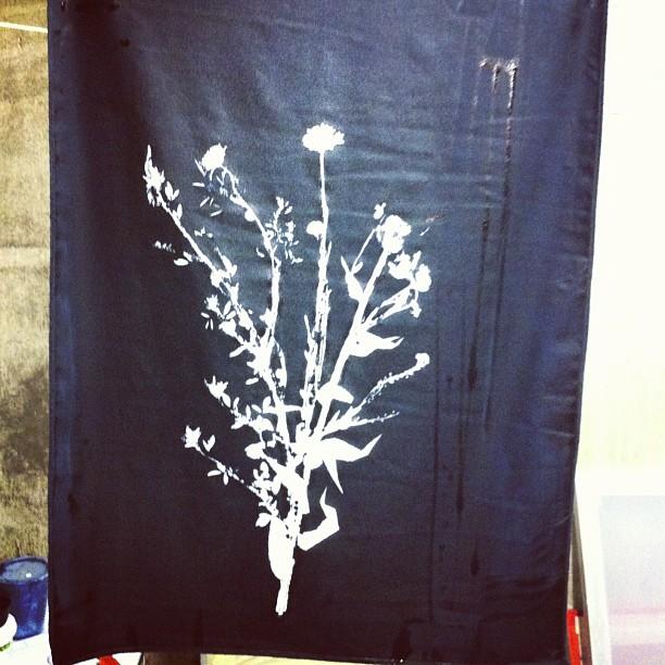 #wildflowers #bouquet #print #planetariumdesign