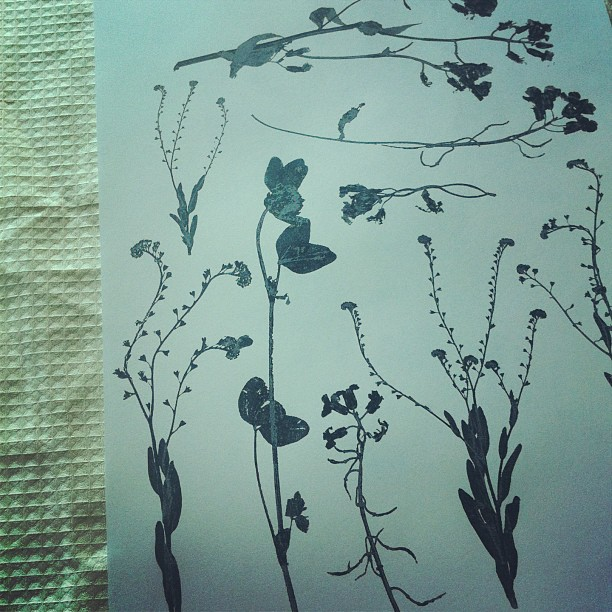 Working on #new #print for #towels