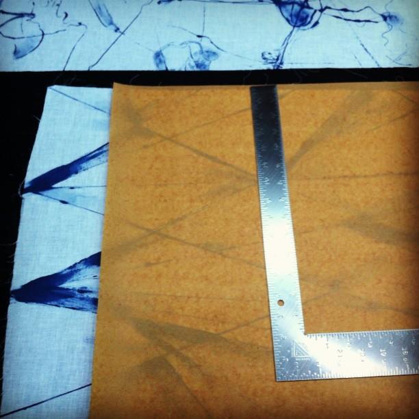 #Blue #ink #prints!