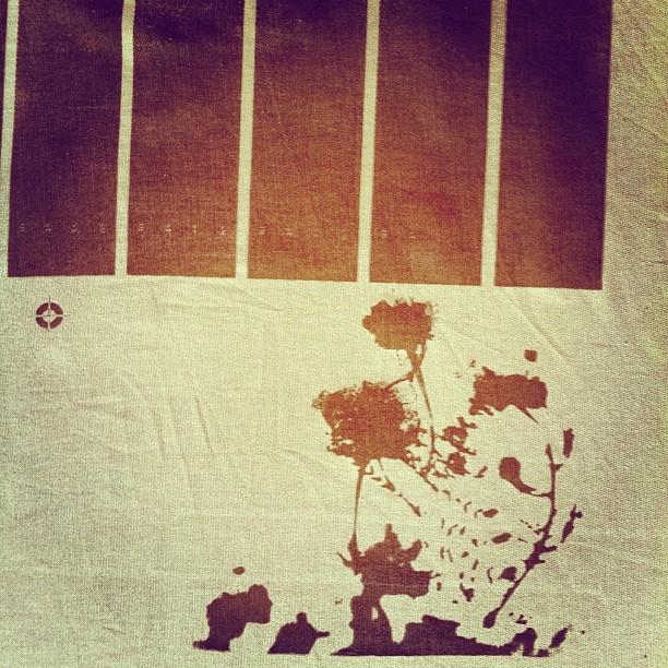 #print #screenprinting #ink #flora