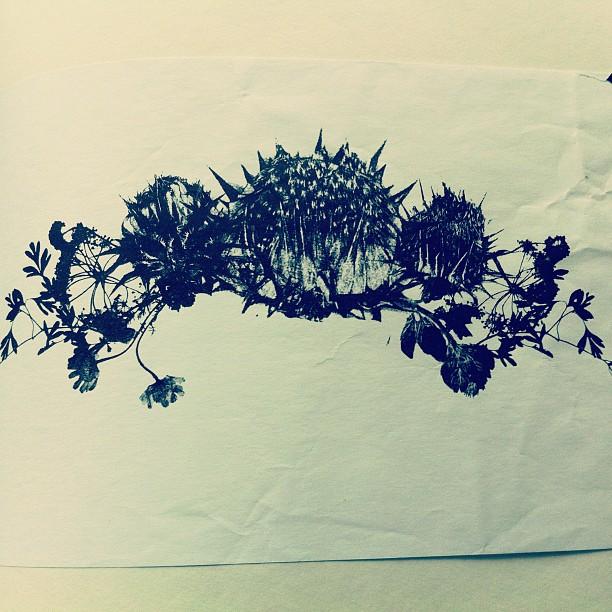 Wildflowers crown