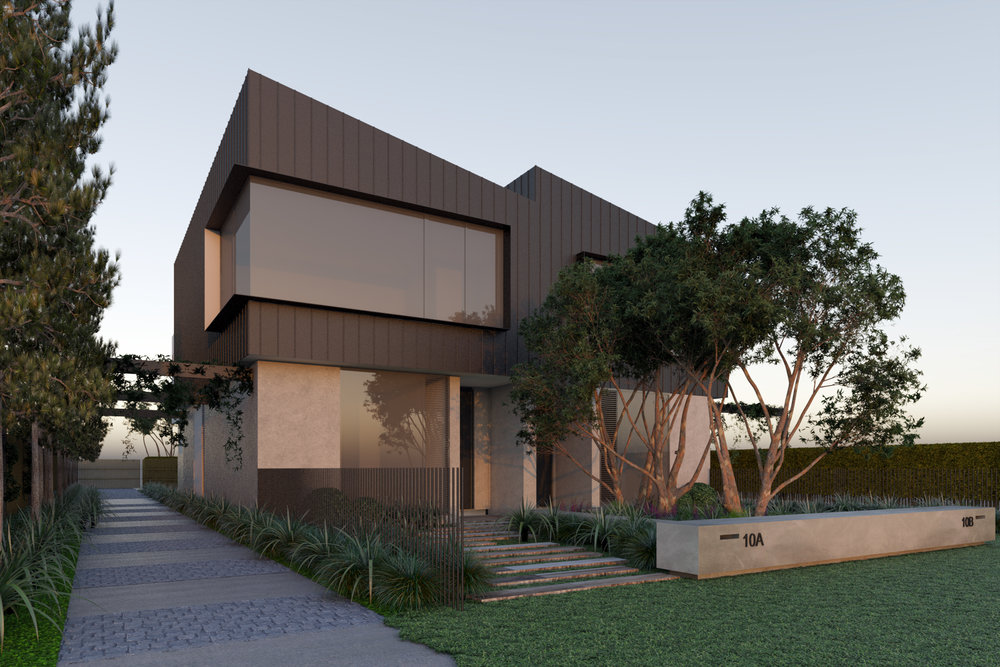 MORNINGTON TOWNHOUSES | NEW RESIDENCES