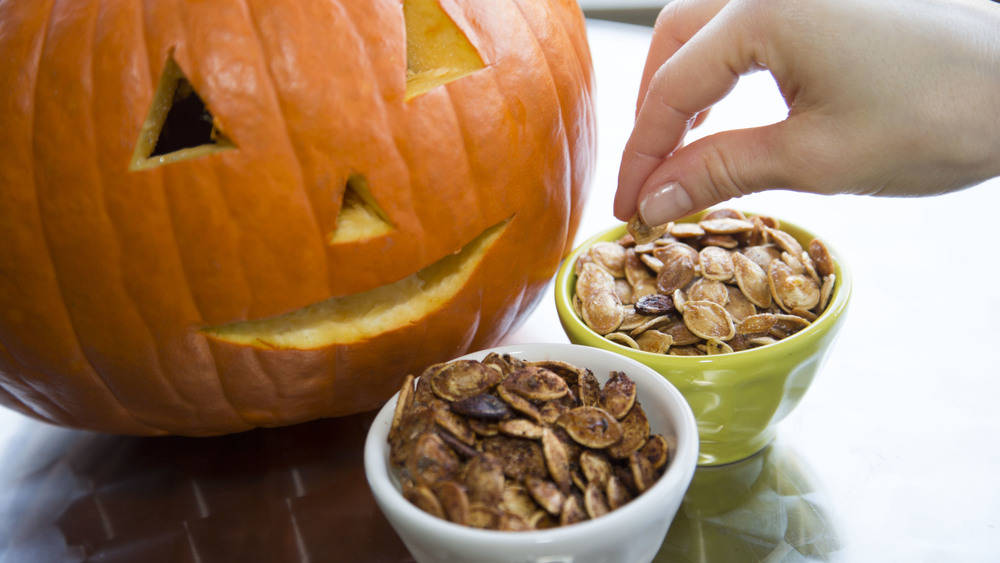 pumpkin seeds recipes