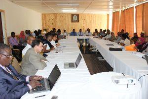 Atelier de l'Evaluation de la Fragilité aux Comore