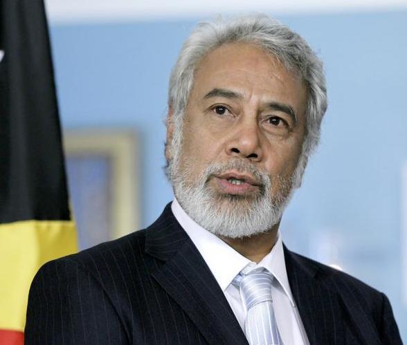 Premier Ministre du Timor-Leste, Son ExcellenceKay Rala Xanana Gusmão