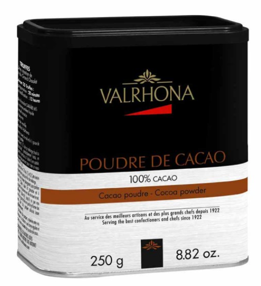 Valrhona 100% Cocoa - This is my FAVORITE cocoa to boost magnesium levels. Click the photo to be redirected.