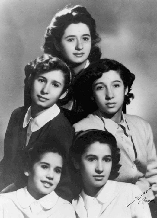 The Fendi Sisters