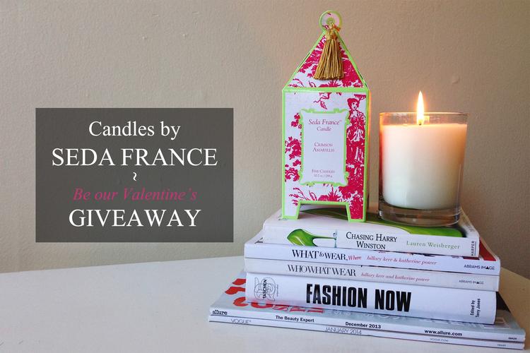 Oprah's Favorite Candle 名主持歐普拉也愛Seda France精美香氛蠟燭