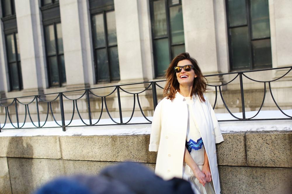 Street Style: NYFW 2014 Fall 紐約時裝週2014秋季系列發表會外街拍回顧