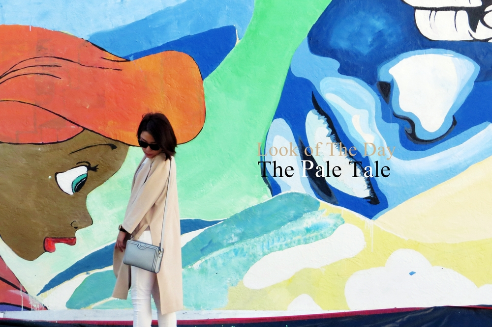 Look of the day: The Pale Tale