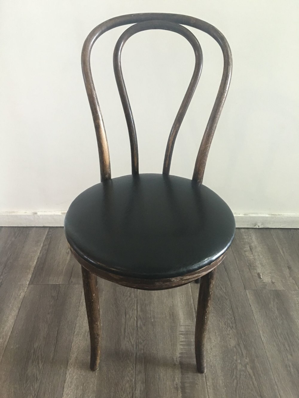 Brown Bistro Chair Quantity: 4