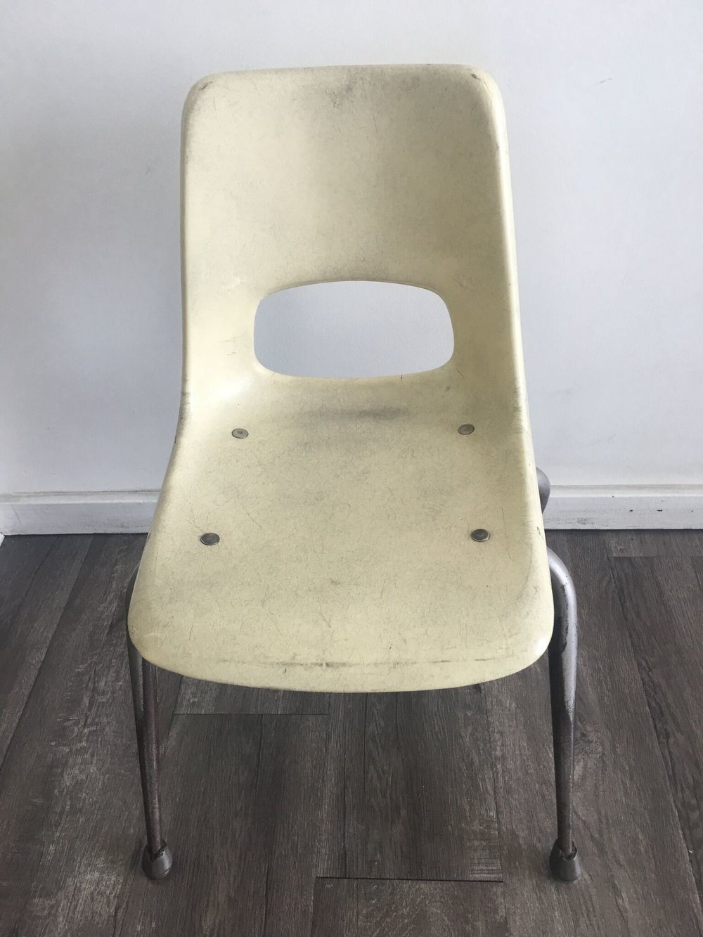 Bowling Alley Accent Chair Yellow Quantity: 1