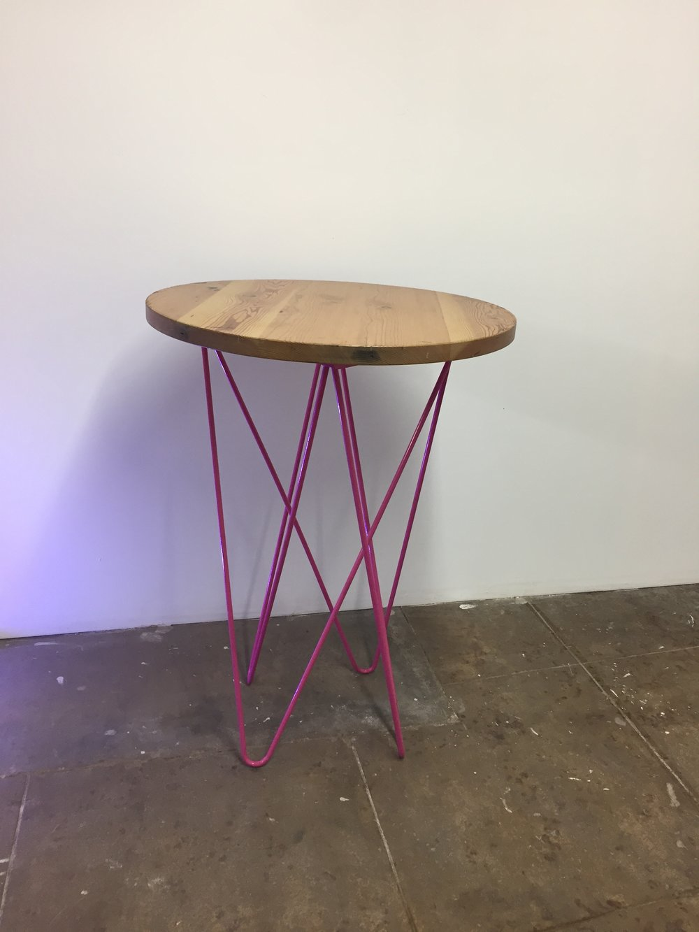 High Top Cocktail Table QTY:2 Price: $40 ea