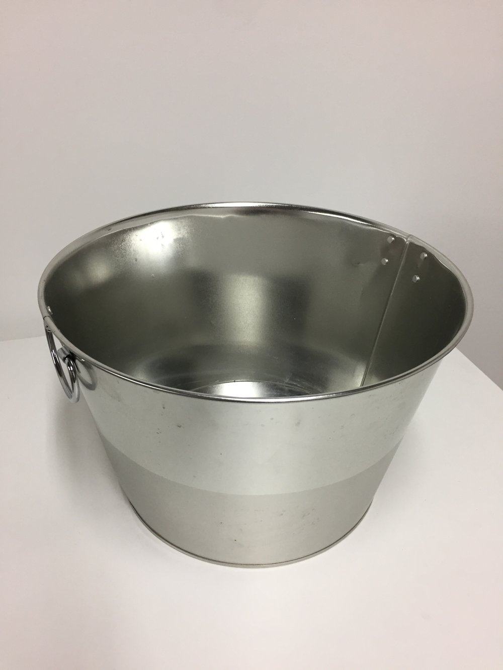 Silver Ice Bucket QTY:2 Price: $20 set