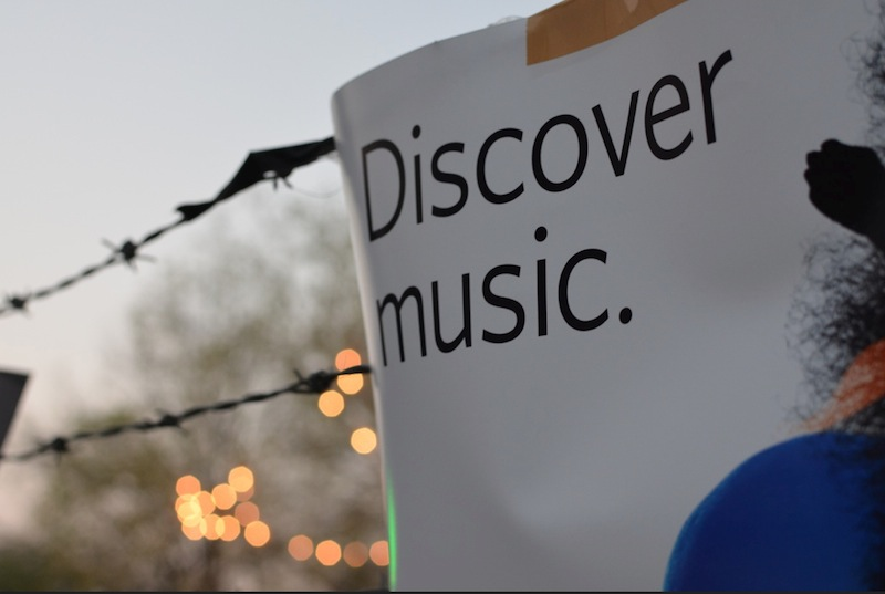 Rdio  SXSW Activation + Pitchfork Festival Experience