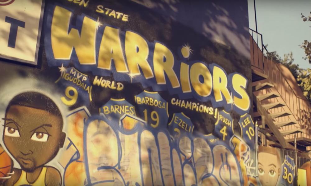 Golden State Warriors TV
