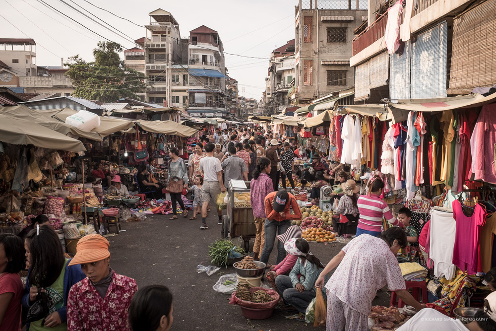 Kandal market in full glory. I love this place. It is full of life and photographic opportunities.