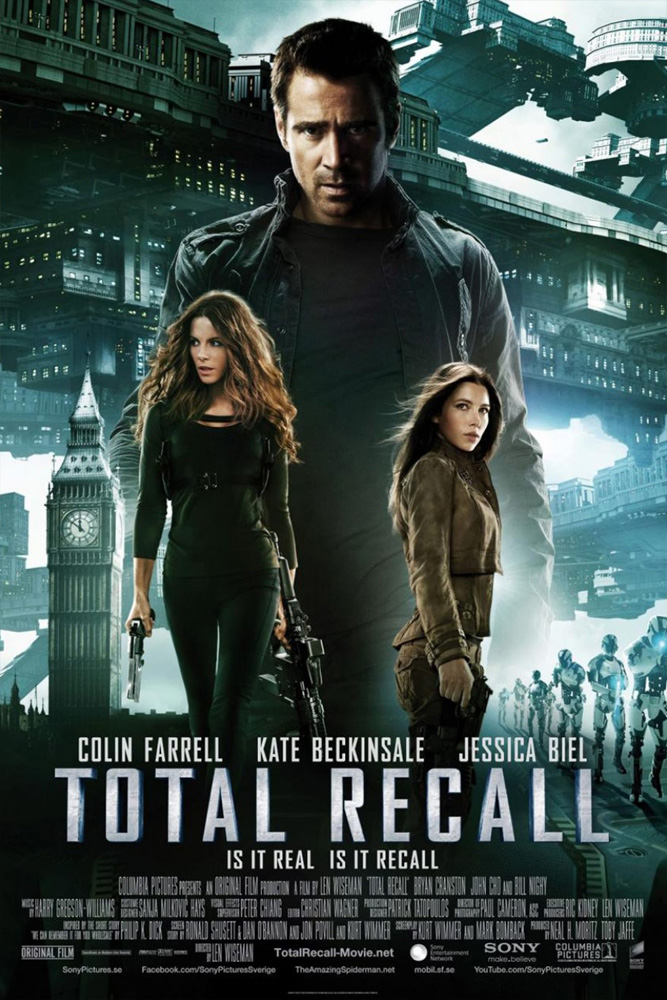 Total Recall 2012
