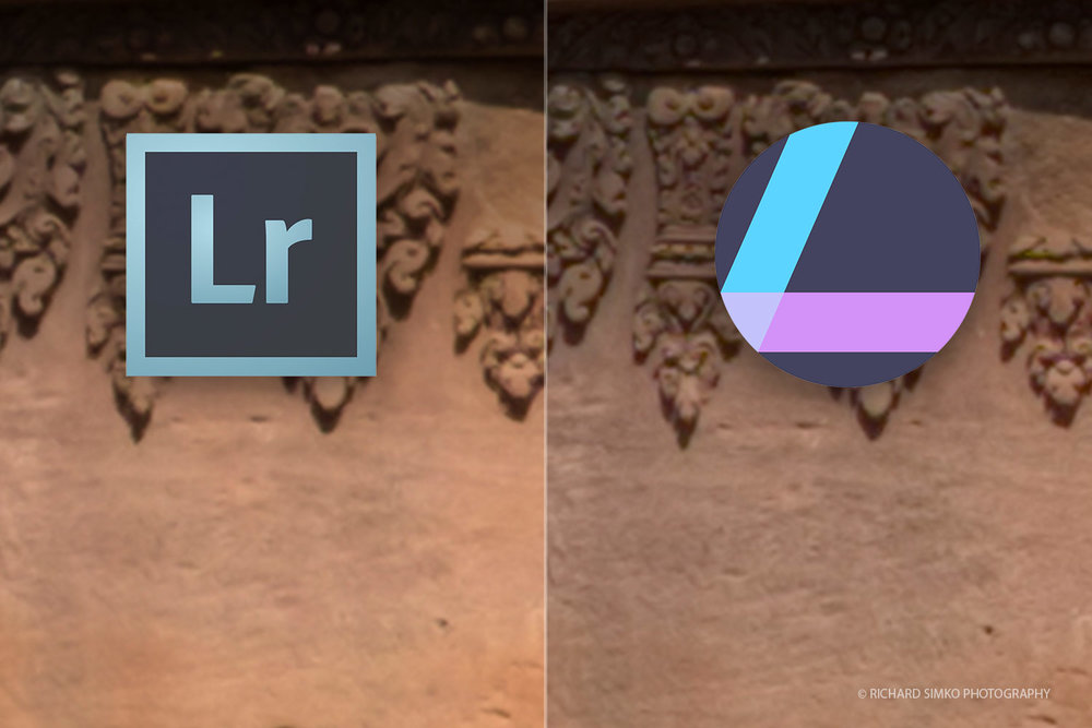 Fujifilm Xtrans RAW conversion Lightroom  vs Luminar featured image